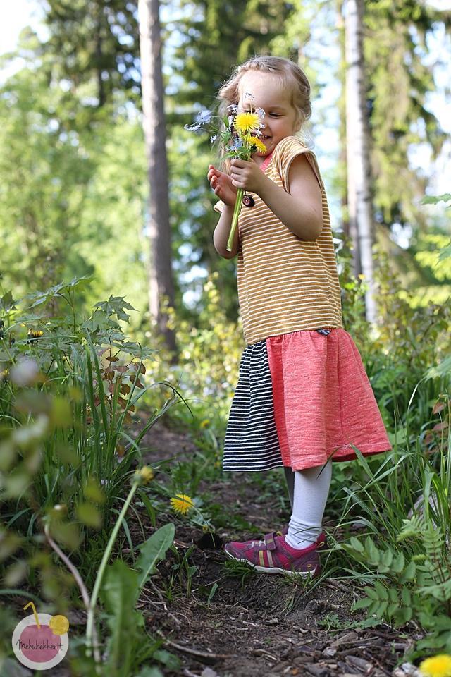 Kesämekot ja vinkki mekkokaavaan