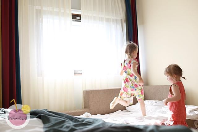 Lapsiperheen hotelliloma Helsingissä