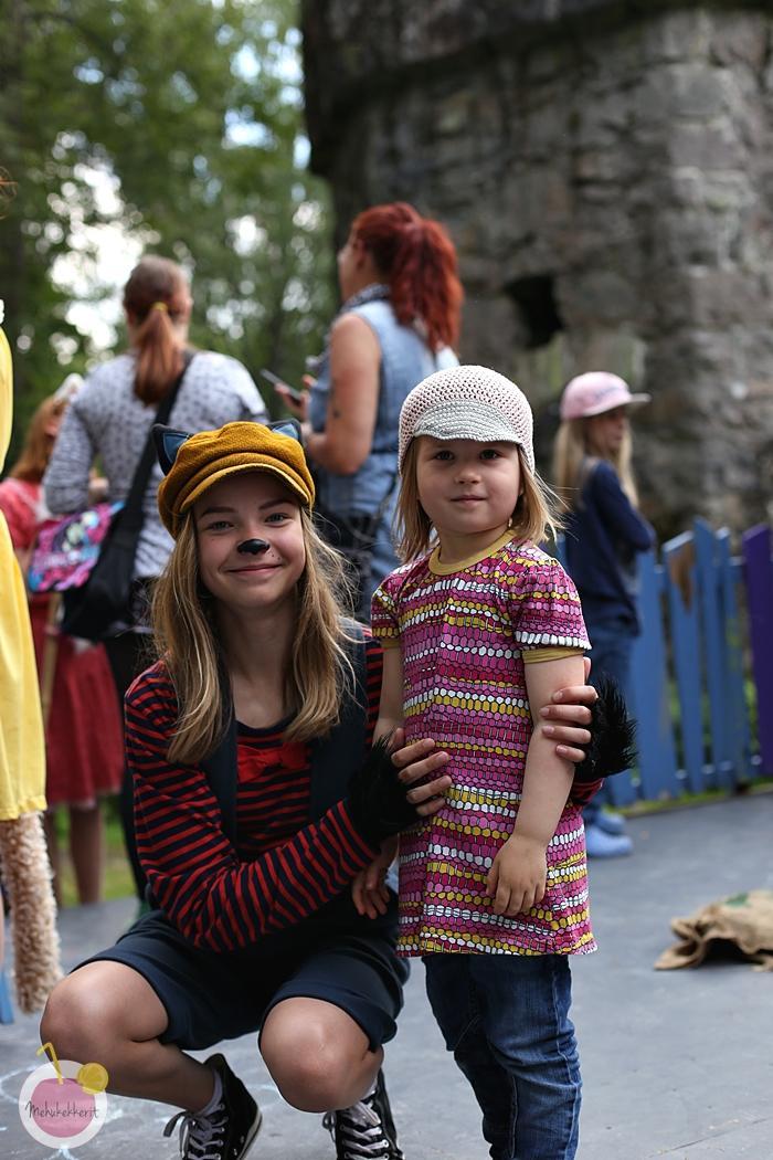 Hämeenlinnan kesä lapsiperheille