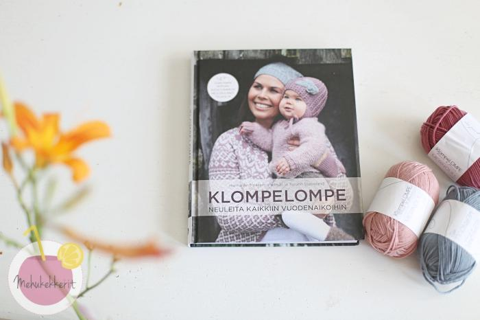 Klompelompe – Neuleita kaikkiin vuodenaikoihin