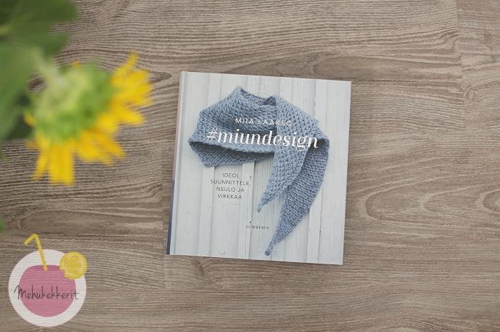Suunnittele oma neule #miundesign kirjan ohjeilla!