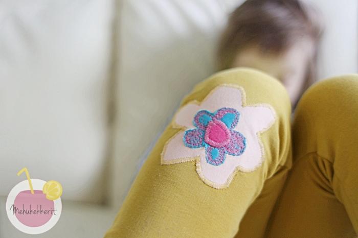 Lapsen housujen korjaus
