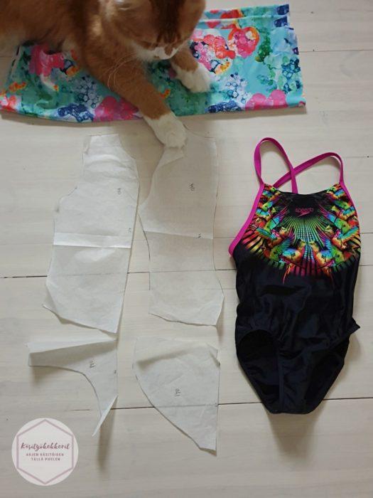Uimapuvun Ompelu Ja Kaavat