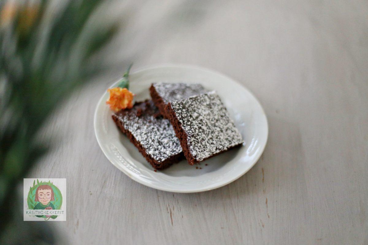 Vegaaniset Browniet Resepti