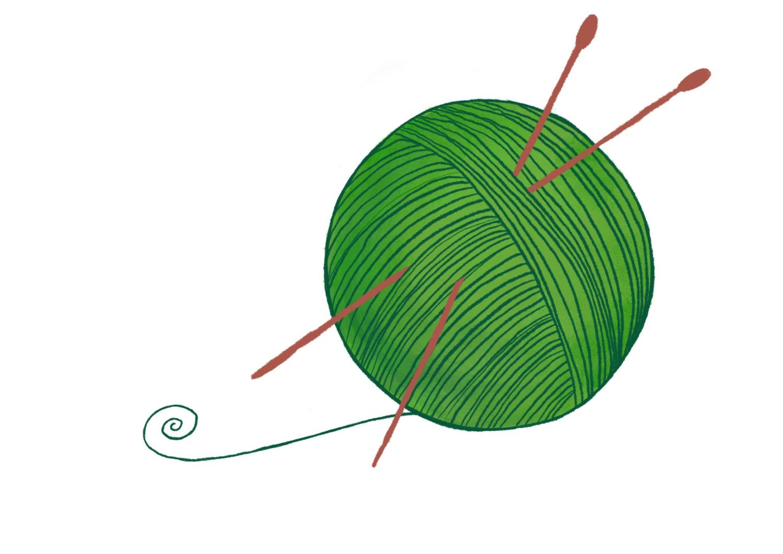 Lankakerä Käsityökekkerit Logo