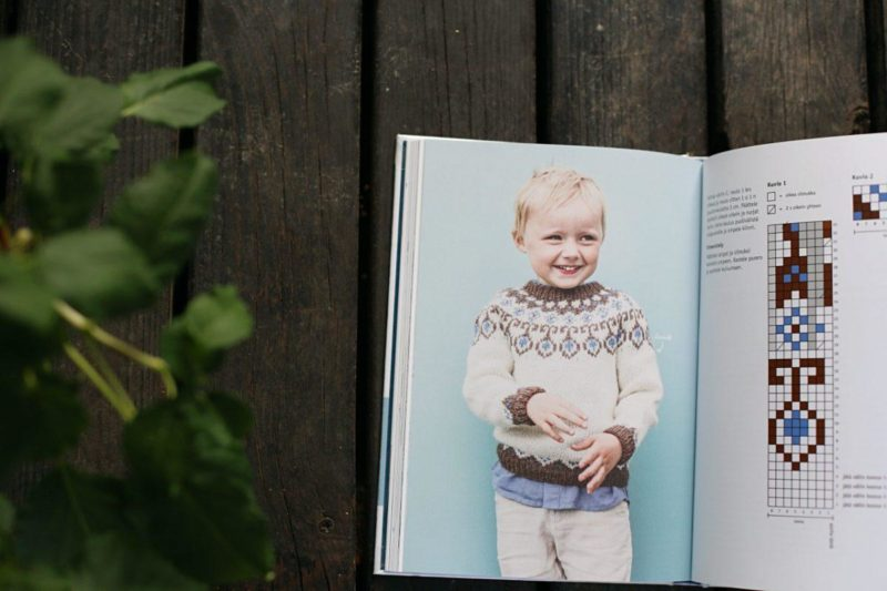 Islantailaiset Neuleet Lapsille