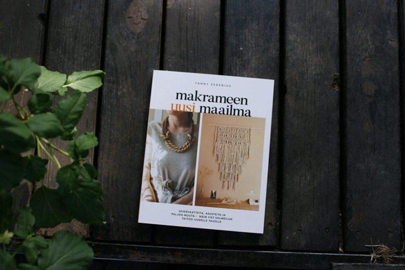 Käsityökirjat Makramee