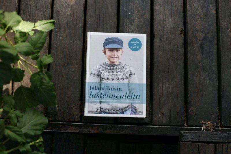Käsityökirjat Lasten Islantilaiset Neuleet