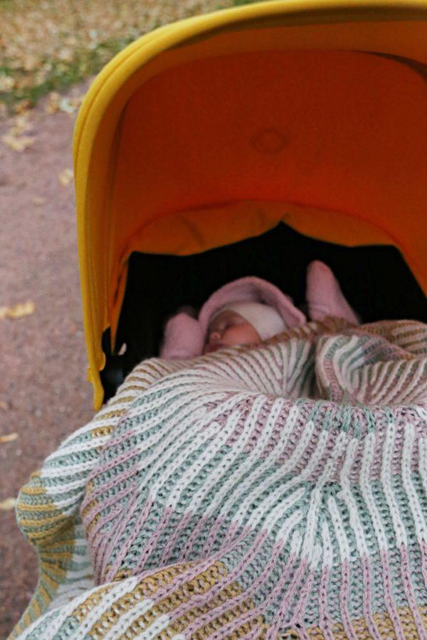 Ohje Vauvan Peittoon Neulonta