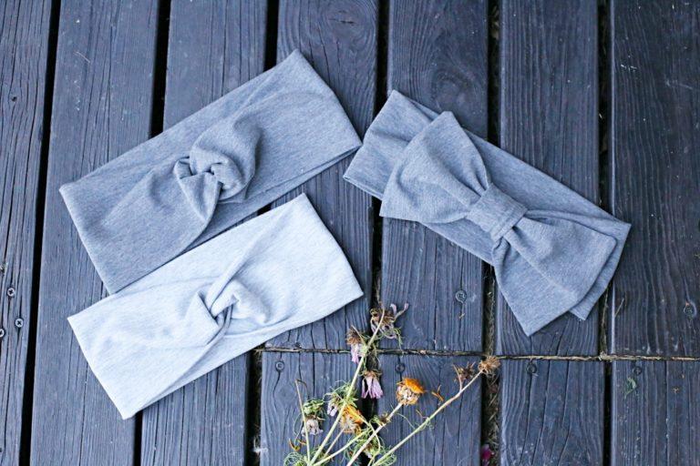Rusetti- ja solmupannan ompeleminen, video-ohje