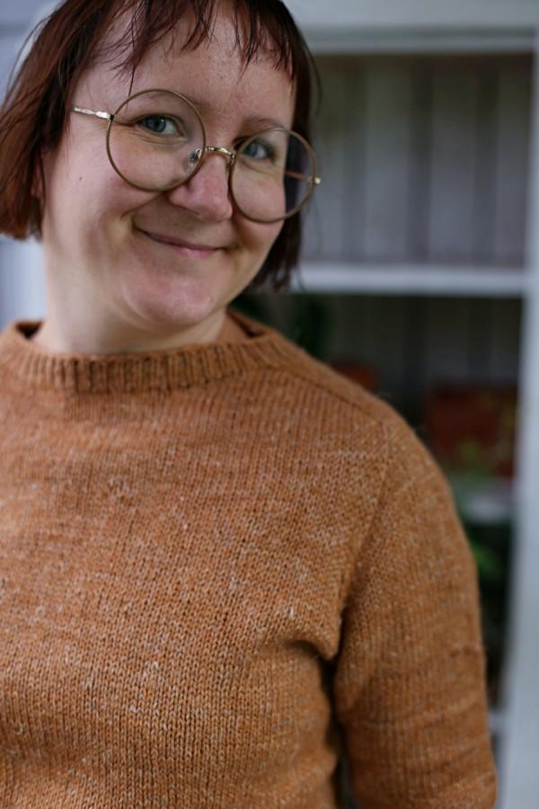 juurakko paita kässäkerhopompom linnea